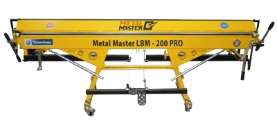 Листогиб LBM-200 PRO (2,15 м)